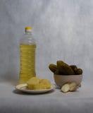γεύμα αγροτικό Στοκ εικόνες με δικαίωμα ελεύθερης χρήσης