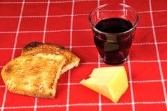 γεύμα απλό στοκ φωτογραφία με δικαίωμα ελεύθερης χρήσης