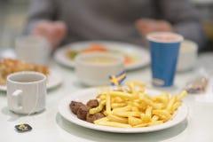 Γεύμα από τη IKEA Στοκ Φωτογραφίες
