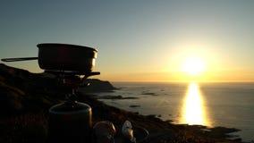 Γεύμα βουνών Στοκ Εικόνα