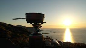 Γεύμα βουνών Στοκ εικόνες με δικαίωμα ελεύθερης χρήσης