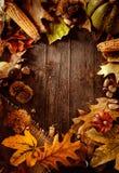 Γεύμα ημέρας των ευχαριστιών Στοκ εικόνες με δικαίωμα ελεύθερης χρήσης
