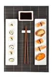 γεύμα ιαπωνικά Στοκ Φωτογραφίες