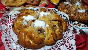 Γεύμα κέικ Crismas Στοκ Φωτογραφίες