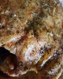γεύμα κοτόπουλου Στοκ εικόνα με δικαίωμα ελεύθερης χρήσης