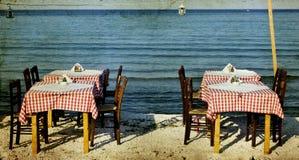 Γεύμα με την όμορφη όψη Στοκ εικόνες με δικαίωμα ελεύθερης χρήσης