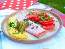 Γεύμα ορεκτικών Στοκ φωτογραφία με δικαίωμα ελεύθερης χρήσης