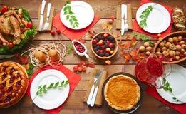 Γεύμα πτώσης Στοκ Εικόνες