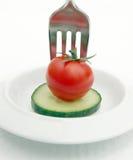 γεύμα σιτηρεσίου Στοκ εικόνα με δικαίωμα ελεύθερης χρήσης