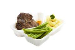 γεύμα φρέσκο Στοκ Εικόνες