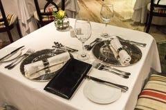 γεύμα δύο Στοκ Εικόνες