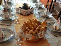 γεύμα Στοκ εικόνες με δικαίωμα ελεύθερης χρήσης