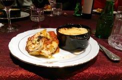 γεύμα Στοκ Εικόνα