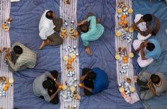Γεύμα Iftar Στοκ φωτογραφία με δικαίωμα ελεύθερης χρήσης