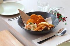 γεύμα s κατσικιών Στοκ Εικόνες