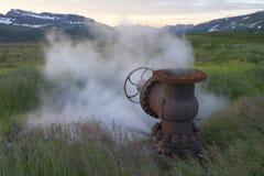γεώτρηση παλαιά Στοκ φωτογραφίες με δικαίωμα ελεύθερης χρήσης