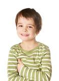 Γελώντας παιδί Στοκ Φωτογραφίες