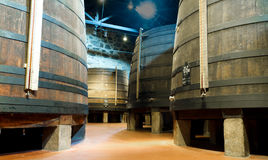 γηράσκον κρασί λιμένων κε&lamb Στοκ Εικόνα