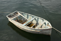γηράσκουσα βάρκα Στοκ Φωτογραφίες