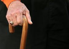 γηρατειά Στοκ εικόνα με δικαίωμα ελεύθερης χρήσης