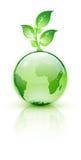γη έννοιας πράσινη Στοκ φωτογραφία με δικαίωμα ελεύθερης χρήσης