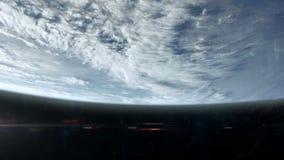 Γη από διαστημικό HD ελεύθερη απεικόνιση δικαιώματος