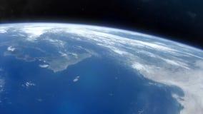 Γη από διαστημικό HD απεικόνιση αποθεμάτων