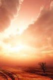 γη καυτή Στοκ φωτογραφία με δικαίωμα ελεύθερης χρήσης