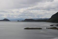 Γη του Πυρός - τοπίο Στοκ εικόνα με δικαίωμα ελεύθερης χρήσης