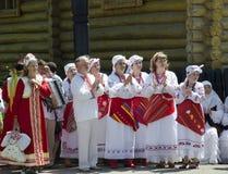 γιαγιά Σαράτοβ Στοκ Εικόνες
