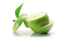 Γιαγιά Σμίθ μήλων Στοκ φωτογραφία με δικαίωμα ελεύθερης χρήσης