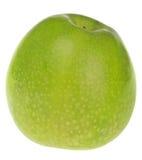 Γιαγιά Σμίθ Apple στο λευκό Στοκ Εικόνα