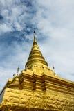 Γιαγιά Ταϊλάνδη βασιλικός-μοναστηριών Phrathart Che-che-haeng Wat Στοκ Εικόνες