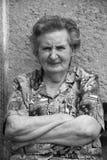 γιαγιά Στοκ φωτογραφία με δικαίωμα ελεύθερης χρήσης