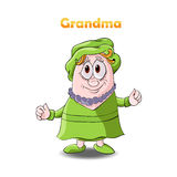 γιαγιά Στοκ φωτογραφίες με δικαίωμα ελεύθερης χρήσης