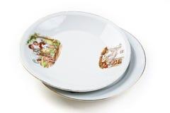 γιαγιά s πιάτων Στοκ εικόνες με δικαίωμα ελεύθερης χρήσης