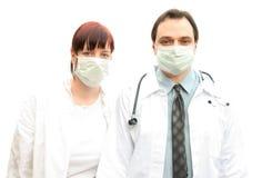 γιατροί Στοκ φωτογραφία με δικαίωμα ελεύθερης χρήσης