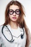 γιατρός αστείος Στοκ Φωτογραφίες