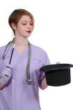Γιατρός γυναικών Στοκ Φωτογραφίες