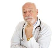 γιατρός ευφυής Στοκ Φωτογραφίες