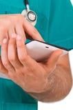 γιατρός ιατρικός Στοκ εικόνα με δικαίωμα ελεύθερης χρήσης
