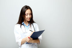 γιατρός ιατρικός Στοκ Εικόνες
