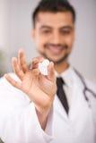 Γιατρός Ινδός Στοκ φωτογραφία με δικαίωμα ελεύθερης χρήσης