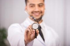 Γιατρός Ινδός Στοκ εικόνα με δικαίωμα ελεύθερης χρήσης