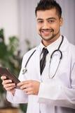 Γιατρός Ινδός Στοκ Φωτογραφία