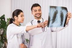 Γιατρός Ινδός Στοκ Εικόνες