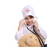 γιατρός λίγα Στοκ Εικόνες