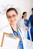 γιατρός περιοχών αποκομμάτων Στοκ Φωτογραφία
