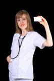 γιατρός που συστήνεται στοκ εικόνες
