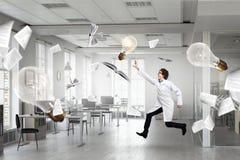 Γιατρός σε μια βιασύνη στοκ φωτογραφία με δικαίωμα ελεύθερης χρήσης